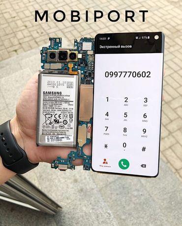 Замена стекла экрана Samsung s6 s6+ s7 edge s8 s8+ s9 s10 s10+