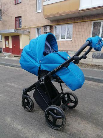 Детская коляска ADAMEX Luciano трансформер