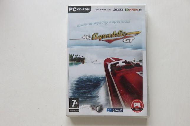 Gra PC Aquadelic GT wyścigi łodzi motorowych klasyka