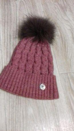 Симпатичная шапочка