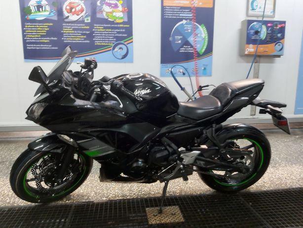 Kawasaki ninja 650 abs 2019 35kw