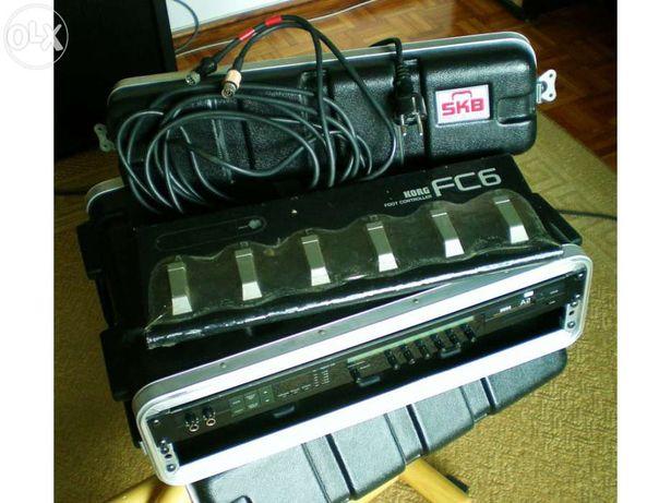 Korg A2 - processador/rack de efeitos para guitarra