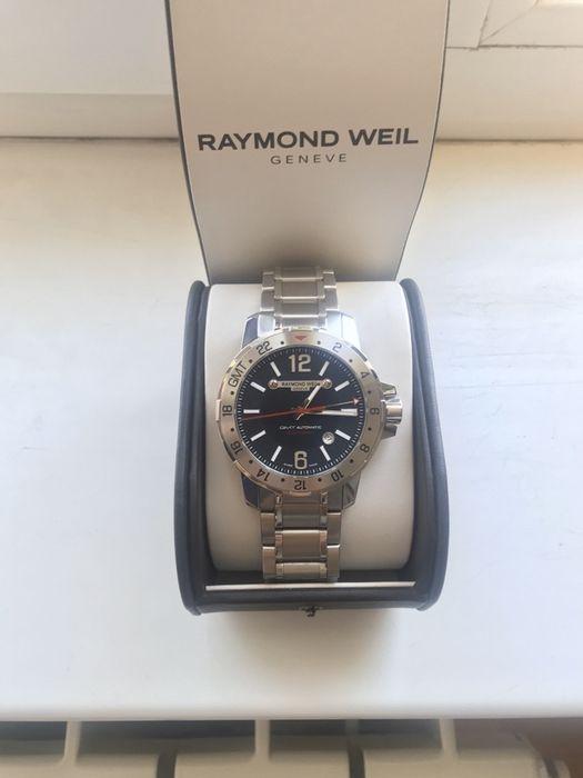 Часы Raymond Weil Nabucco GMT 44mm Киев - изображение 1