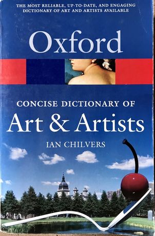 CONCISE DICTIONARY Art & Artists