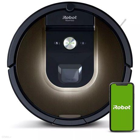iRobot Roomba 980 uszkodzony