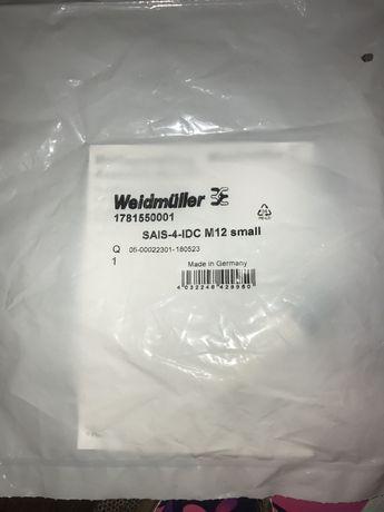 Złącze weidmüller SAIS-4-IDC M12 small żeńskie