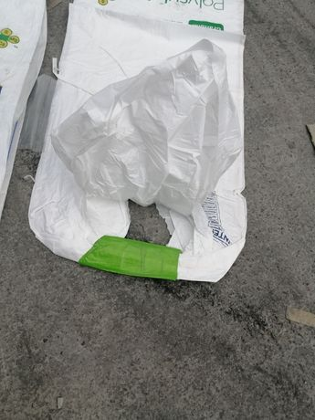 Worek typu big bag / Udźwig 500 kg Nowy w niskiej cenie