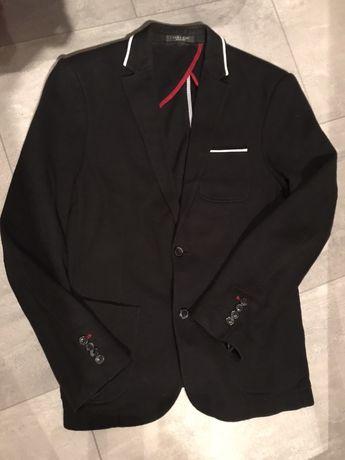 Marynarka męska Zara czarna rozmiar 52, L