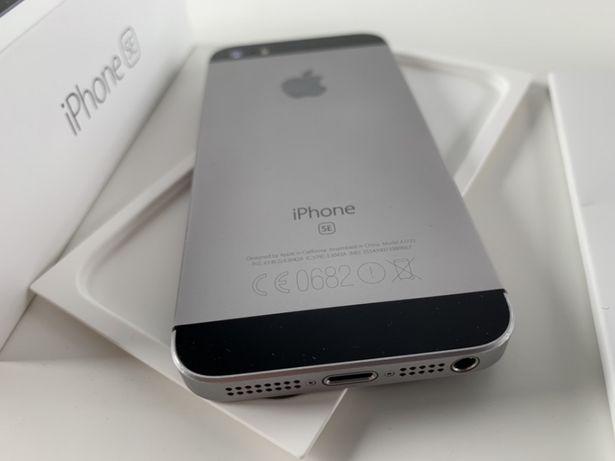 iPhone SE 64GB Space Gray como novo