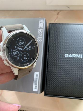 Новые garmin fenix 5s plus sapphire 010-01987-04