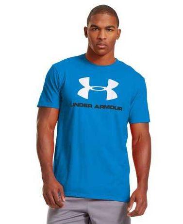 Футбола Under Armour с большим лого L