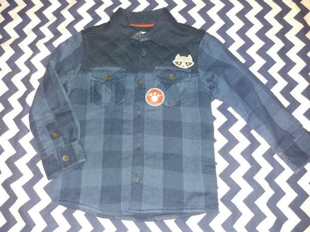 Ciepła koszula - bluza Cool Club 104.