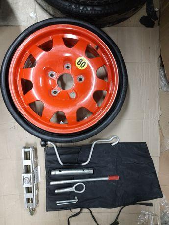 Докатка Запаска Домкрат Порш Каррера Porsche 911 Carrera Автокомпресор