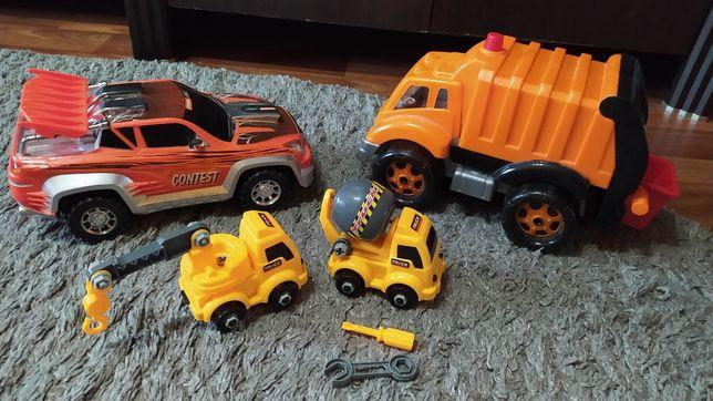 Пакет игрушек. Машины. Машинки. Большой пакет машинок.+подарок!