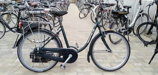 Rower z silnikiem spalinowym Sachs