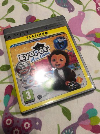 Gra PS3 Eyepet dla dzieci