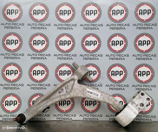 Braço de suspensão Alfa 159 esquerdo.