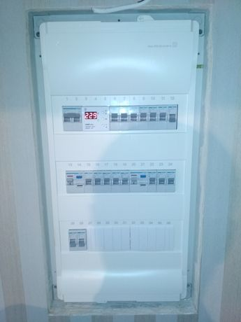 послуги електрика розводка електрики в квартирах особняках з нуля