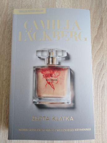 Złota klatka - Camilla Lackberg