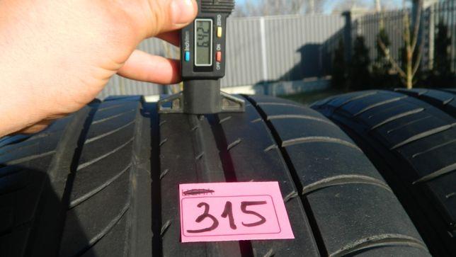 Шини колеса резина R19 255/40 Dunlop Sp Quattromaxx 2шт Літо