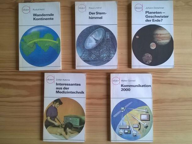 Zestaw popularno-naukowy po niemiecku – akzent: 4, 27, 56, 65, 75