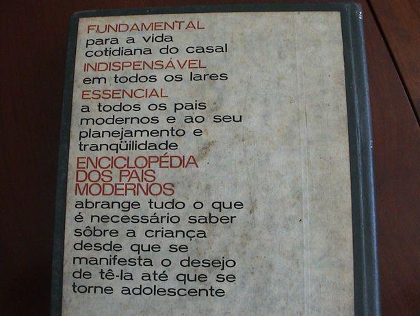 PAIS MODERNOS - Enciclopédia com 390 páginas.