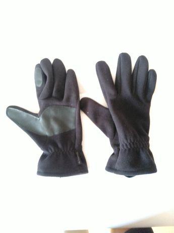 Rękawiczki z polaru, ciepłe rozm XXL