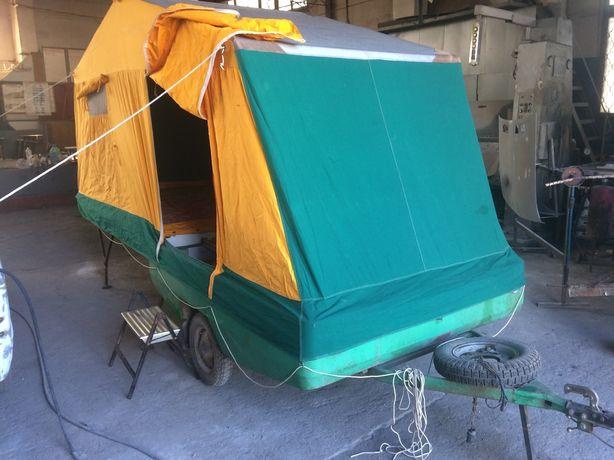 Палатка на колесах скиф 1м