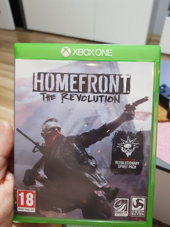 Homefront Xbox one
