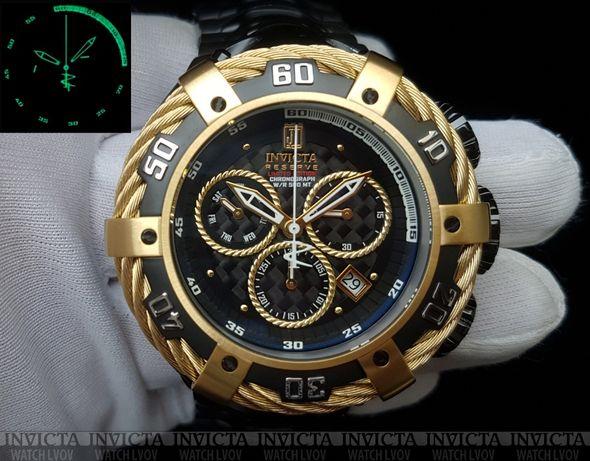 Швейцарские часы Invicta 23611 Reserve Thunderbolt Jason Taylor
