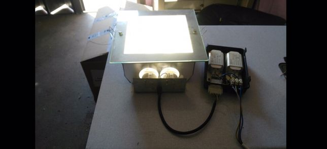 Vendo focos projetores de encastrar em tectos falsos
