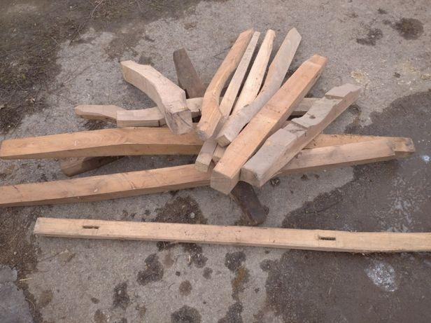Продам деревяні деталі до воза