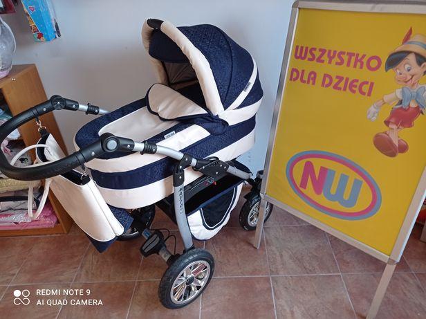 Wózek dziecięcy jak nowy 3w1