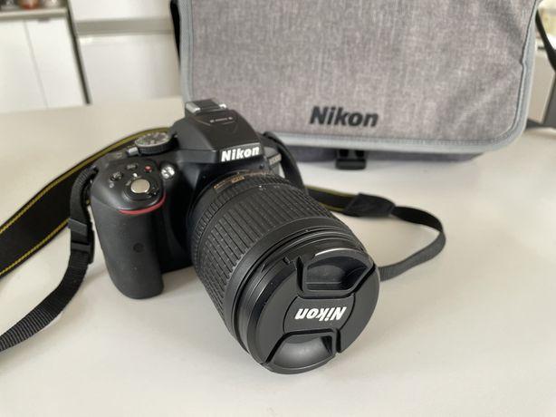 Nikon D5300, 18 105mm VR