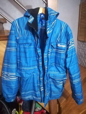 Kurtka zimowa narciarska XL