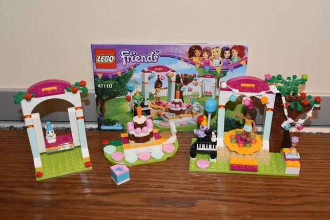 Lego Friends 41110 - Przyjęcie urodzinowe