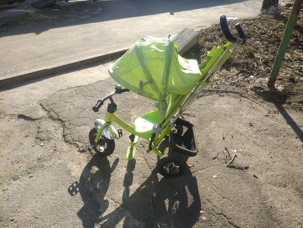 Продам детский трехколесный велосипед Azimut trike