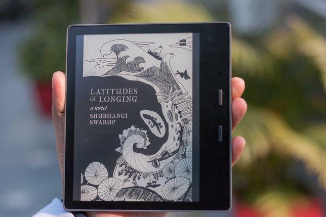 Самый новый Amazon Kindle Oasis 10Gen 32GB Graphite