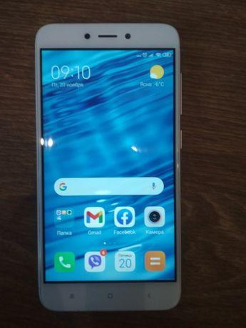 Мобильный телефон Xiaomi Redmi 4X 2/16GB Gold+стекло новое+чехол