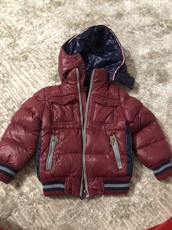 Дитяча курточка на зиму