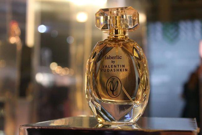 Женская парфюмерная вода Faberlic by Valentin Yudashkin Gold