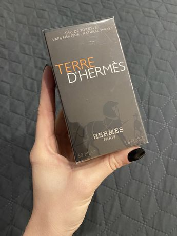 Hermes Terre d'Hermes Туалетная вода/