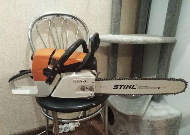Продам бензопилку Stihl 361