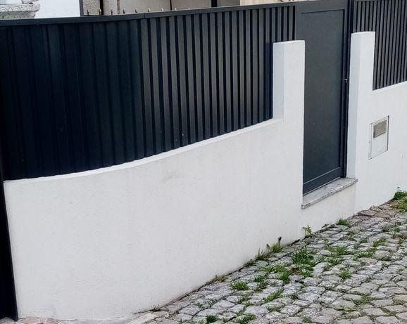 Vedação para muros ( tapa vistas)