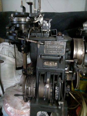 zabytkowe starocie stare maszyny przełom XIX-XX Wieku