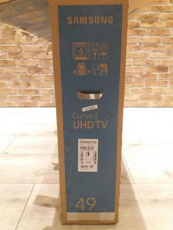 Smart tv Samsung curved 49 cali