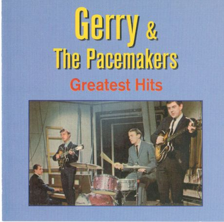 CD Gerry & The Pacemakers