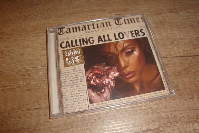 Tamar Braxton - Calling All Lovers (CD) NOWA