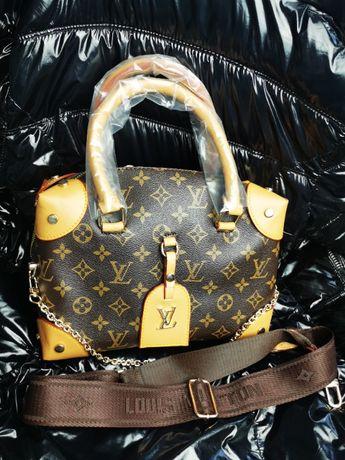 Torba Louis Vuitton kurferek torebka monogram premium