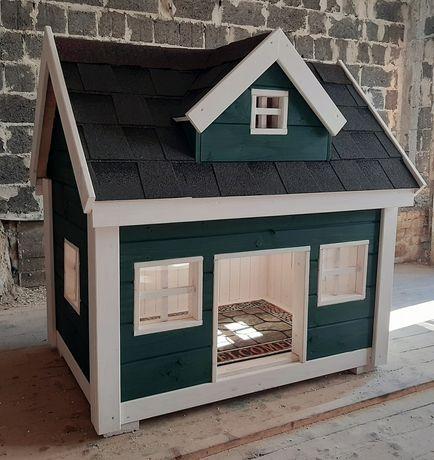Будка,будиночок для собаки(кошки)  135см×85см